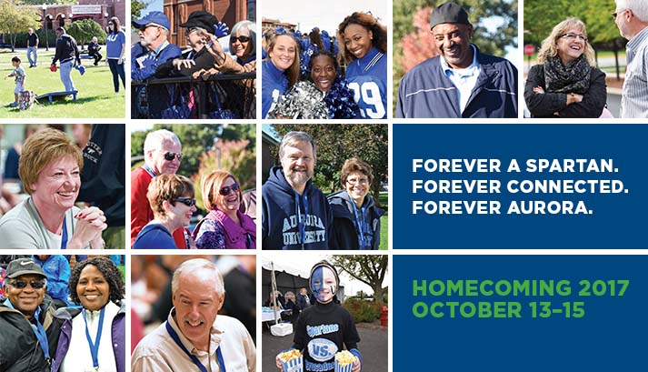 Register for Homecoming Weekend!