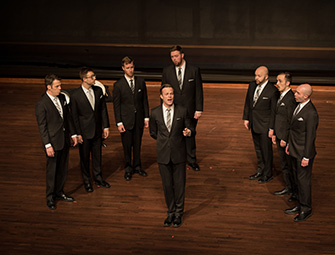 Cantus performs inspiring tribute