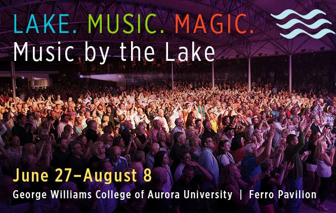 Music by the Lake 2015 Season