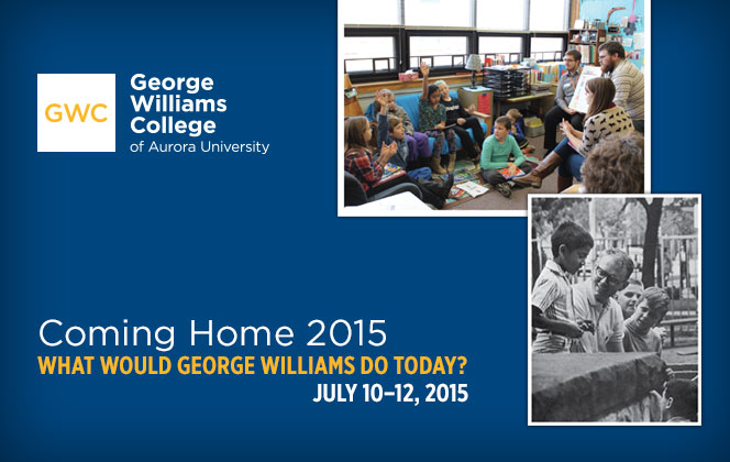 Register for GWC Coming Home Weekend 2015